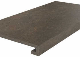 DD600200R\GCF | Ступень клееная Про Стоун коричневый
