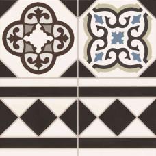 Oxford Deco Cenefa 33х33