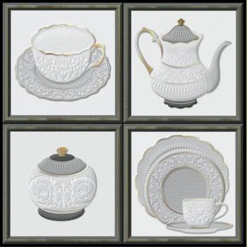 декор Garden Dec Tea Cold 15х15