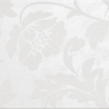 Italon Декор Touch White Inserto Flower / Тач Уайт Флауэр 20х50