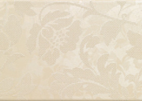 Italon Декор Touch Beige Inserto Flower / Тач Беж Вставка Флауэр 20х50