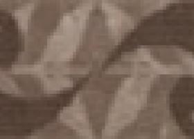 Italon Бордюр Touch Brown Listello Flower 50 / Тач Браун Флауэр 4.6х50