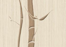 Нефрит-Керамика Декор Бамбук беж (компл. из 3шт) 25х99