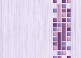 Нефрит-Керамика Декор Кураж фиолетовый 25х33