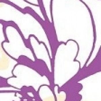 Нефрит-Керамика Бордюр Монро Фиолетовый 7.5х40