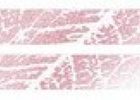 Нефрит-Керамика Бордюр Бостон розовый 3х50