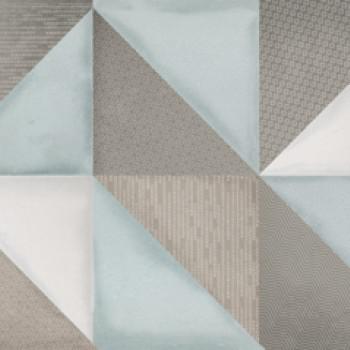 Декор керамический Intuition Flair Aquamarine 29x100