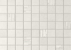 Керамическая мозаика Intuition White 30.8х30.8