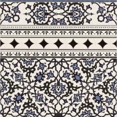 Realonda Декор керамический Orly Deco Cenefa 44х44