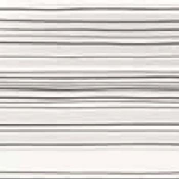 Roca Декор Inserto Stripes Blanco 25х70