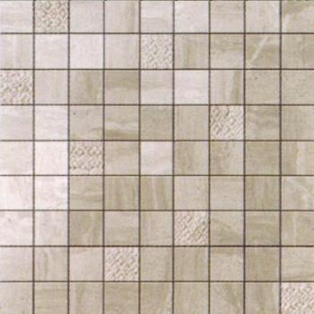 Atlas Concorde Мозаика Suprema riv Walnut Mosaic 30х30 / Супрема Волнат Мозаика