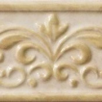 Italon Elite Cream Listello Natura / Элит Крим Бордюр Натура 7.5х25