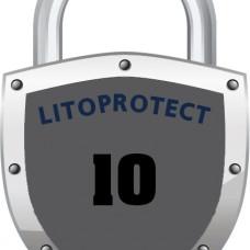 Litokol LITOCHROM 1-6 LUXURY С.10 (серый)