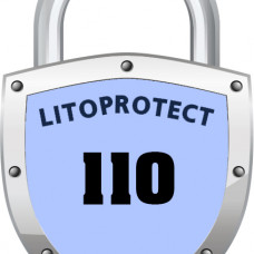 Litokol LITOCHROM 1-6 LUXURY С.110 (голубой)
