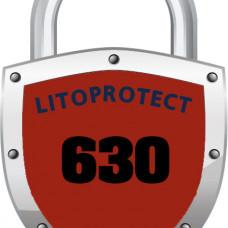 Litokol LITOCHROM 1-6 LUXURY С.630 (красный чили)