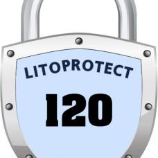 Litokol LITOCHROM 1-6 LUXURY С.120 (светло-голубой/крокус)