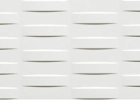 Плитка 3D Grid White Matt