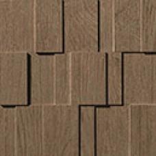 Плитка Bord Cinnamon Mosaico Row 3D