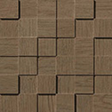 Плитка Bord Cinnamon Mosaico Square 3D