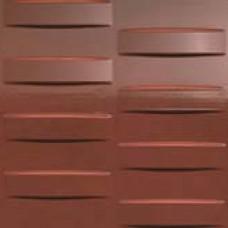 Плитка Dwell 3D Grid Rust