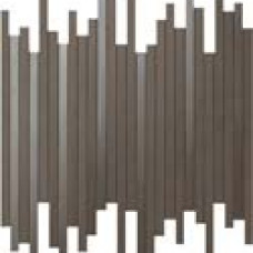 Плитка Dwell Brown Leather Mosaico L