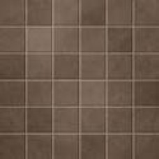 Плитка Dwell Brown Leather Mosaico