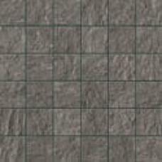 Плитка Extend Black Mosaico Strutturato