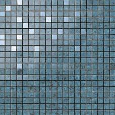 Плитка Marvel Gems Terrazzo Blue Micromosaico