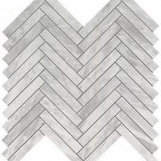 Плитка Marvel Stone Bardiglio Grey Herringbone Wall
