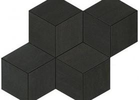 Плитка MEK Dark Mosaico Esagono (AMKI)