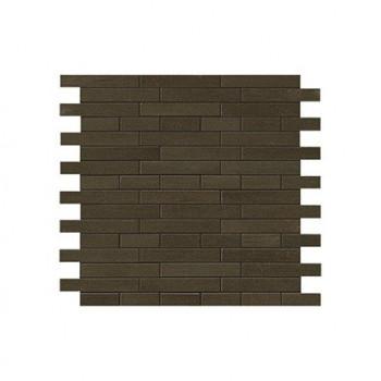 Плитка MEK Bronze Mosaico Zip (AMKN)