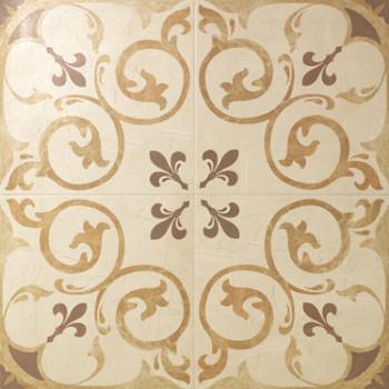 Плитка Style Rosone Crema Marfil